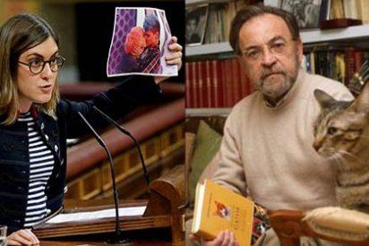 Antonio Burgos se cachondea de la última parida paritaria de una diputada de Compromís