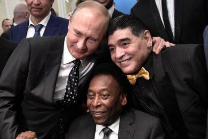 Gran preocupación por la salud de Pelé
