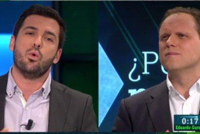 La SextaTV ficha al despedido hermano de Garzón y Daniel Lacalle lo saca a hostias del plató