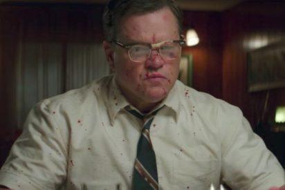 """Matt Damon: """"A mi mujer le gusto fofo, o eso dice"""""""