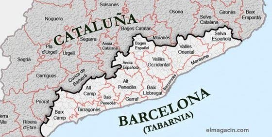 Freedom for Tabarnia