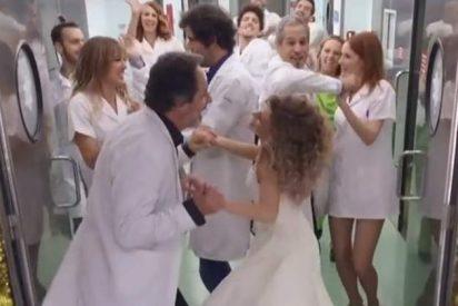 """Las enfermeras denuncian la imagen """"sexista"""" y """"vejatoria"""" que dio TVE de su profesión en Nochebuena"""