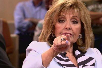 María Teresa Campos harta y cansada de las mentiras y falsas promesas de Telecinco