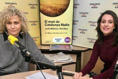 El machismo de Mònica Terribas con Inés Arrimadas: