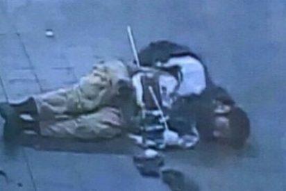 Así detona su bomba el yihadista en la abarrotada estación de Times Square