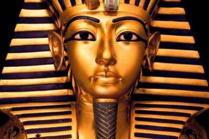 La máscara de Tutankamón sirve de inspiración a los creadores de coches eléctricos