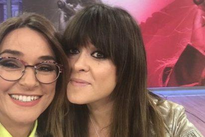 La monumental metedura de pata de Toñi Moreno con Vanesa Martín