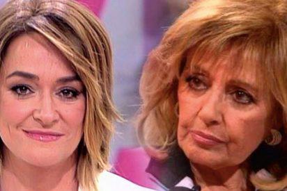 Toñi Moreno contesta a María Teresa Campos por la puñalada que le lanzó con Risto