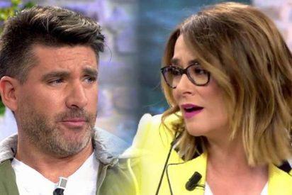 """Toñi Moreno echa la bronca a Toño Sanchís: """"Machismo e ironías no, que tonta no soy"""""""