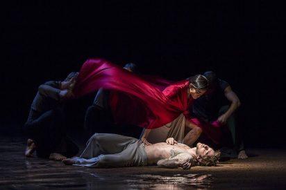 Tristán e Isolda, bailando a Wagner