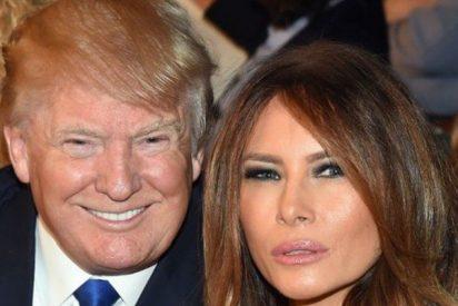 """Melania pasa olímpicamente de los encantos sexuales de Trump: """"Se niega a compartir cama"""""""
