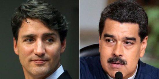 Canadá toma represalias contra el dictador Nicolás Maduro y expulsa al embajador de Venezuela