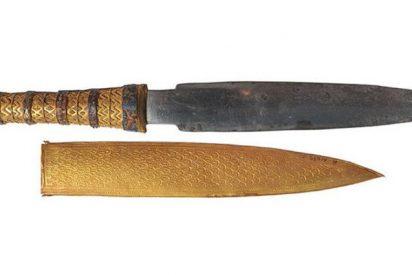 El material de muchas armas de la Edad del Bronce era de origen extraterrestre