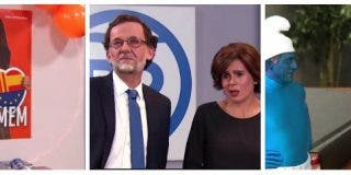 'Polònia' ningunea a Inés Arrimadas como perdedora y ridiculiza a los dirigentes del PP como pitufos