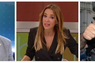 Telebasura victimista en TV3 con una bochornosa encerrona a Carlos Carrizosa (C's) con el bufón Toni Albà