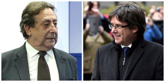 """Alfonso Ussía despedaza al prófugo 'Puchi': """"De loco nada, es un caradura como el tejado de 'Villa Cagona'"""""""