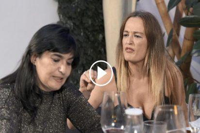 'Ven a cenar conmigo': Bronca escandalosa entre Olatz y Amaia en la mesa mientras Mamadou gana sin despeinarse