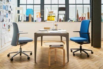 Así es la silla elegida para los empleados del nuevo campus de Apple