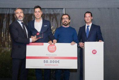 La plataforma de servicio doméstico WAYOOK consigue los 50.000 € de los Premios Startup Franquicias