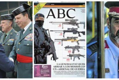 La Guardia Civil destapa el temor del Gobierno a otra 'trapacería' de los Mossos