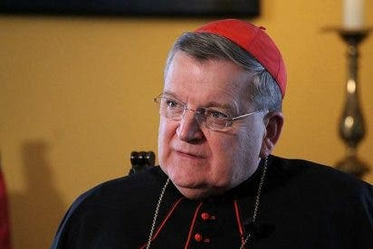 El cardenal Burke acusa a Bergoglio de estar liderando un 'cisma'
