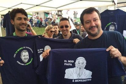 Francisco arremete contra el 'soberanismo' en medio de la crisis política en Italia