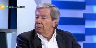 El exministro Corcuera se da de baja del PSOE harto de Sánchez y sus bobadas