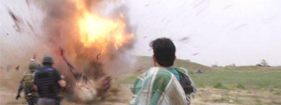 El yihadista cagueta que se vuela la cabeza a escasos metros del reportero de guerra