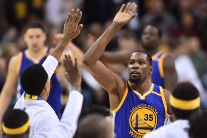 Kevin Durant quiere jugar la última temporada de su carrera en el Barcelona