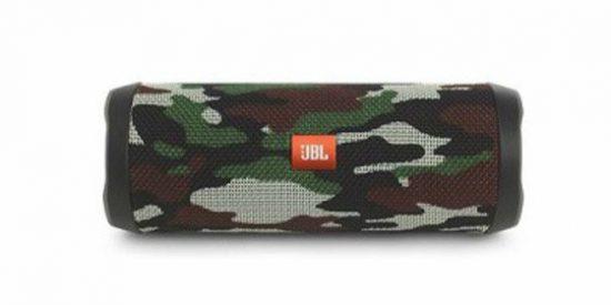 JBL Flip 4 Altavoz Bluetooth portátil – Squad Black Friday
