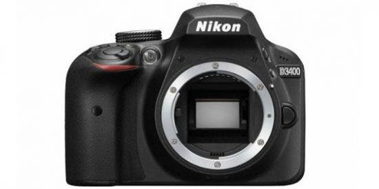 Nikon D3400 Black Friday