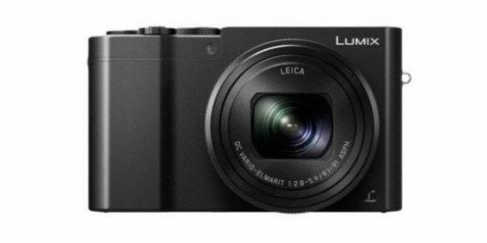 Panasonic Lumix DMC-TZ100EG-K Black Friday