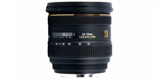 Sigma 24-70mm Canon Black Friday