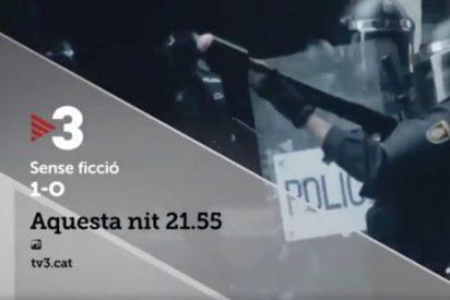 """El documental de Roures en TV3 que ha hecho mearse de la emoción a los 'indepes': """"¡España es una mierda!"""""""