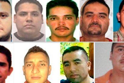 Estas son las caras de los nuevos líderes de los cárteles en México