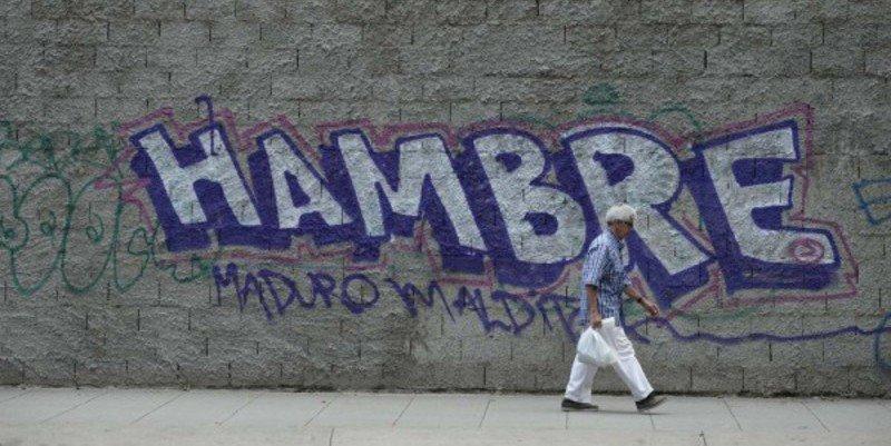 La economía de Venezuela se desplomará este año un 15% víctima de la incompetencia chavista