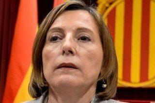 Forcadell renuncia a la presidencia del Parlament aunque no a su escaño