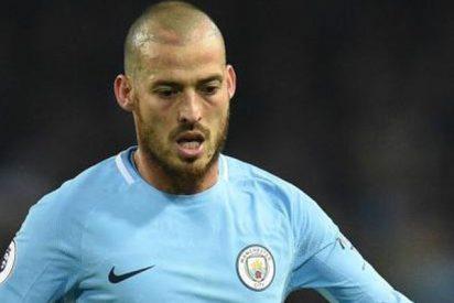 La razón por la que David Silva 'desapareció' del Manchester City parte el alma