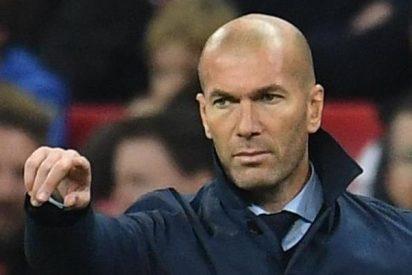 """Zidane muestra su apoyo a Benzema: """"Yo me fío de mi jugador"""""""