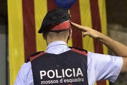 Con esta poca gracia se ríen unos mossos de la cena navideña de los policías nacionales