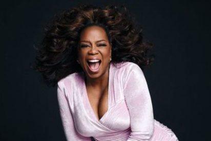 La presentadora Oprah Winfrey descarta presentarse a la Presidencia de EEUU