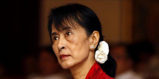 Rohingyas por aquí, rohingyas por allá; una Premio Nobel más (Aung Sau Sun Kyi)
