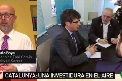 El abogado de Comín, condenado a 14 años por secuestrar con ETA, se va a meter las querellas por donde le quepan