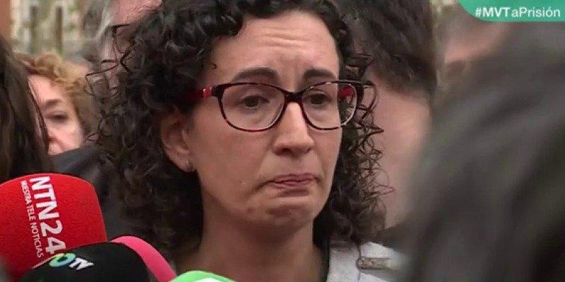 La extraña desaparición de Marta Rovira que deja acojonados a muchos