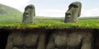Enígmas: Resuelven el misterio de los Moai de la Isla de Pascua