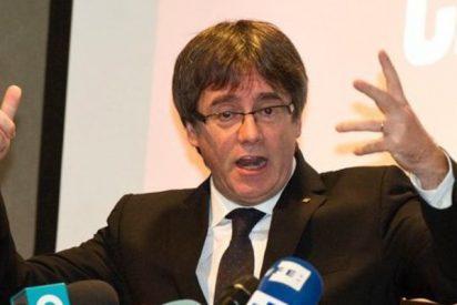 Los letrados del Parlament catalán rechazan la investidura a distancia del prófugo Puigdemont