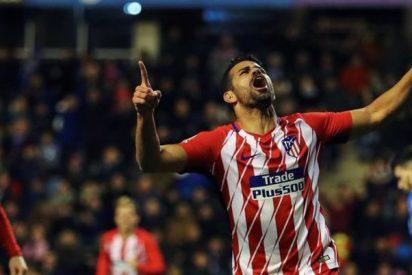 Atlético de Madrid: Diego Costa ya está aquí... y haciendo goles