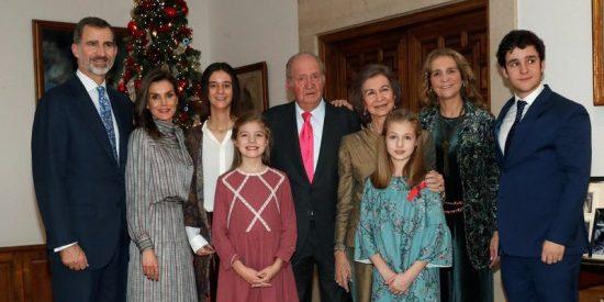¿Sabe alguien por qué entre los 70 invitados al 80 cumpleaños de Juan Carlos I no estaba la infanta Cristina?