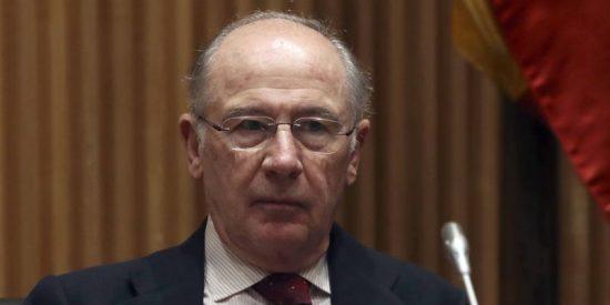 Rodrigo Rato acusa a Luis de Guindos de precipitar el rescate de Bankia para beneficiar a la gran banca