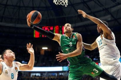 Euroleague: Unicaja frena al Real Madrid y corta la racha de victoria de los de Laso